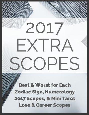 EXTRA SCOPES