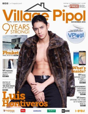 Village Pipol November Issue 2016