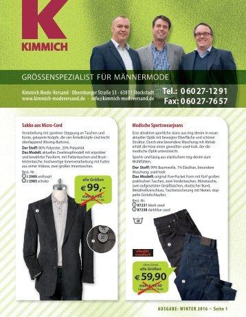Winter-Schluss-Verkauf 2016/2017