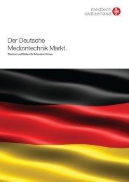 Der Deutsche Medizintechnik Markt. - b-lue