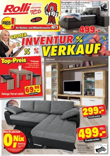 rolli sb m belmarkt in elz bei limburg m bel hits f r clevere sparer. Black Bedroom Furniture Sets. Home Design Ideas
