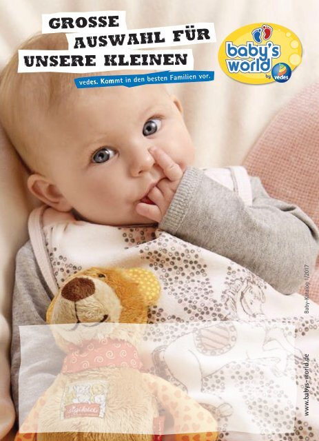Babys World Katalog 2017 Bk17