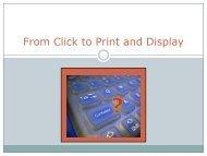 Print and Display