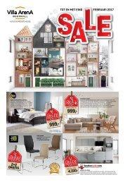 Villa ArenA Sale Winter 2016