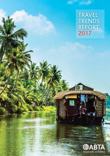 TRAVEL TRENDS REPORT 2017
