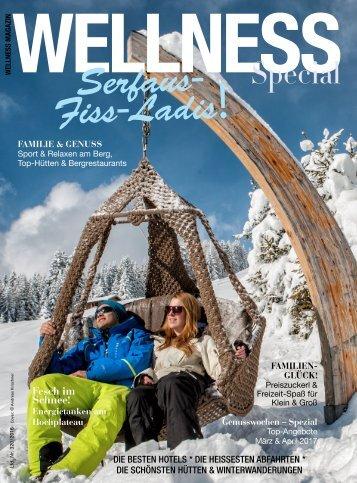 Wellness Magazin SPECIAL - Serfaus