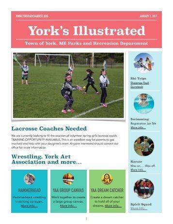 York's Illustrated
