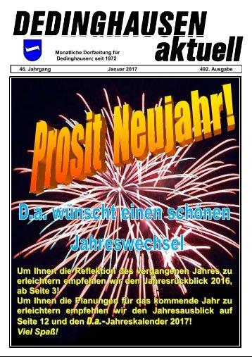 Dedinghausen aktuell 492