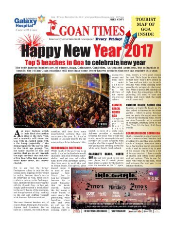 GoanTimes December 30, 2017 Issue