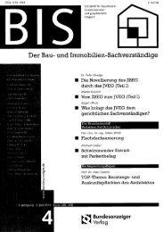 ISSN 1615-1984 - Rechtsanwalt Martin Kuschel