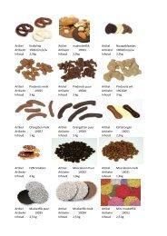 chocolade overzicht 2015 pdf