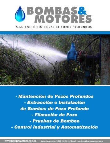 Presentacion Bombasymotores.cl