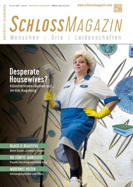 SchlossMagazin Bayerisch-Schwaben Januar 2017
