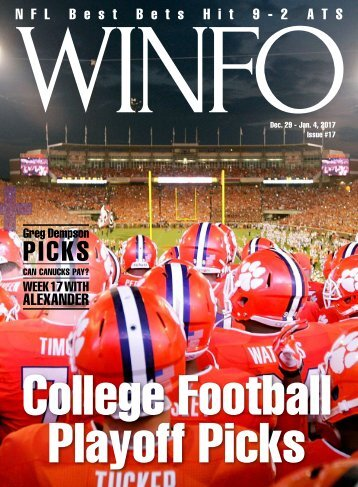 WINFO Issue #17