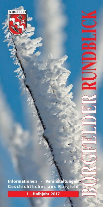 Borgfelder Rundblick 1/2017