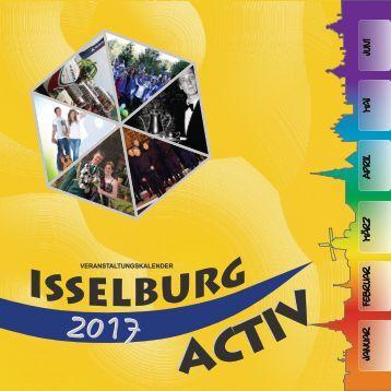 Veranstaltungskalender Isselburg activ 2017 01