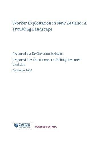 Worker Exploitation in New Zealand A Troubling Landscape