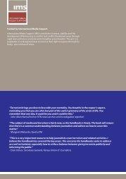 A Handbook on Reporting Terrorism