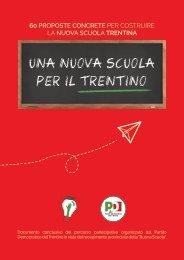Una nuova Scuola per il Trentino