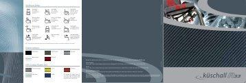 Technical Data Frame colours CPS (Colour Power Set)