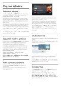 Philips 7000 series Téléviseur LED ultra-plat Smart TV Full HD - Mode d'emploi - SRP - Page 4