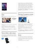 Philips 7000 series Téléviseur LED ultra-plat Smart TV Full HD - Mode d'emploi - SRP - Page 5