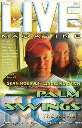 LIVE Magazine Issue #250 Jan 4-13, 2017