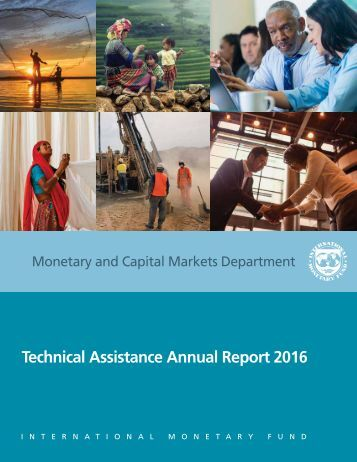 Technical Assistance Annual Report 2016