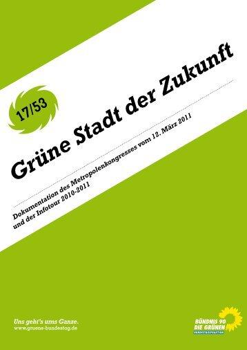 Konzepte für die Grüne Stadt der Zukunft - Grüne Heddesheim