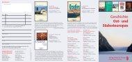 Geschichte Ost- und Südosteuropas - Pustet Verlag