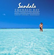 Emerald Bay Golf, Tennis & Spa Resort