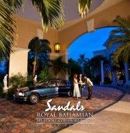 Sandals Royal Bahamian Spy Resort & Offshore Island