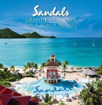 Sandals Grande St. Lucian Spa & Beach Resort