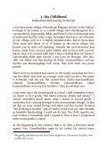 Ven. Rerukane Candavimala: My Autobiography - Page 5