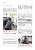 FACTORES DE RIESGO ERGONÓMICO E HIGIÉNICO EN EL SECTOR DEL AGUA - Page 6