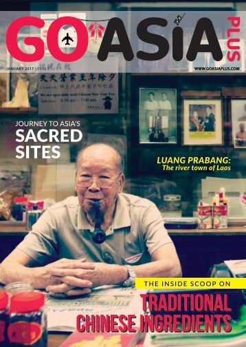 GOASIAPLUS January Issue