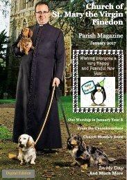St. Mary's January 2017 Magazine