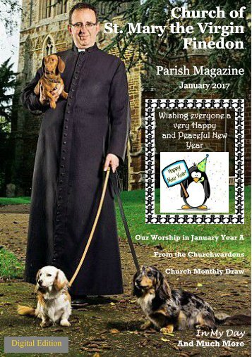 St. Mary's January 2017 Magazine