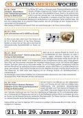 35. LATEINAMERIKAWOCHE 21. bis 29. Januar ... - Mission Einewelt - Seite 4