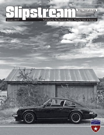 Slipstream - January 2017