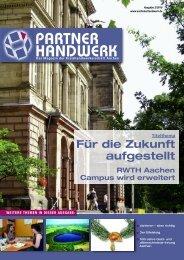 Partner Handwerk 2/2010 - Kreishandwerkerschaft Aachen