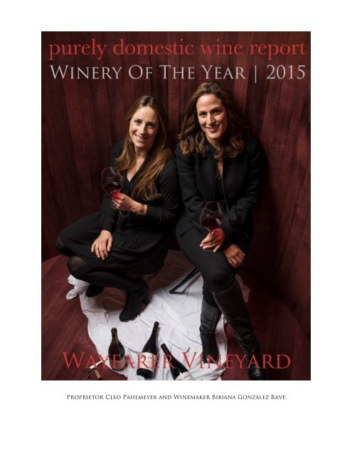 2015 Winery of the Year