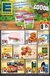 edeka prospekt kw01 onlineprospekt.com