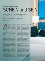 die hotels - Oliver Pichler & Partner