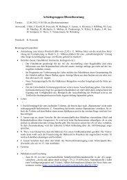 AG-Dienstberatungsprotokoll 2012-06-12 - Institut für Botanik und ...