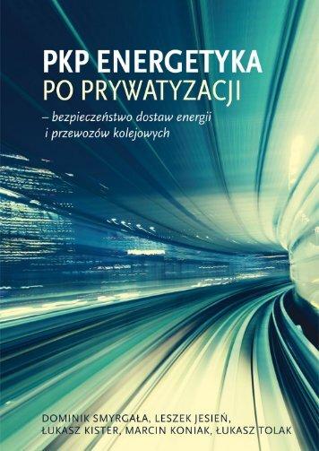 PKP Energetyka po prywatyzacji