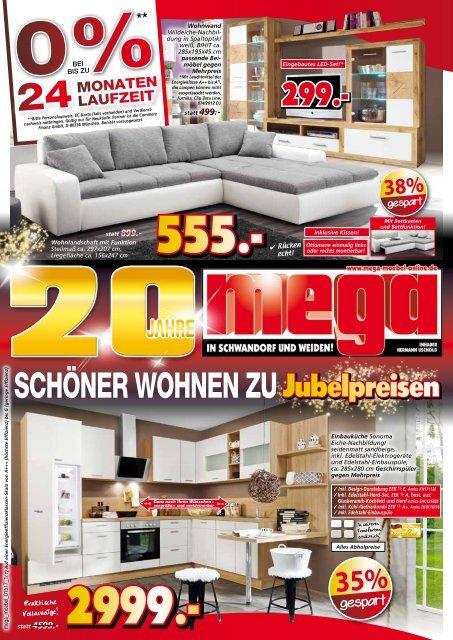 20 Jahre Mega Möbel In Schwandorf Und Weiden Schöner Wohnen Zu