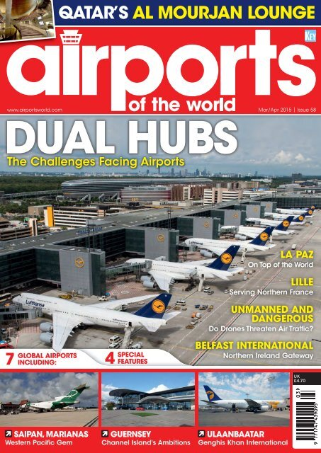 Airports March April 2015
