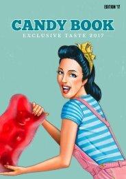 Candy 2017 Süßigkeiten für Ihre Werbung