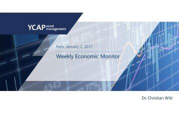 Weekly Economic Monitor